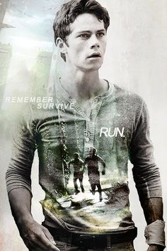 The Maze Runner! Thought the books were just OK, but I can't wait to see Dylan O'Brien in this!!!!