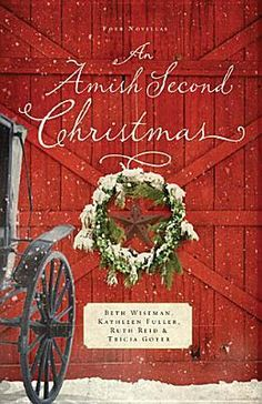 The InspyReader Gazette! 'An Amish Second Christmas'  - Authors Beth Wiseman, Kathleen Fuller, Ruth Reid and Tricia Goyer / Reviewer: daysongreflections.com / Curated by: http://paper.li/SybilBMcCormack/1414184484