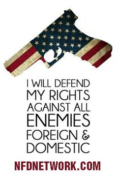 My Rights #2A #Merica