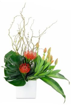 Image result for corporate flower arrangement #arreglosflorales