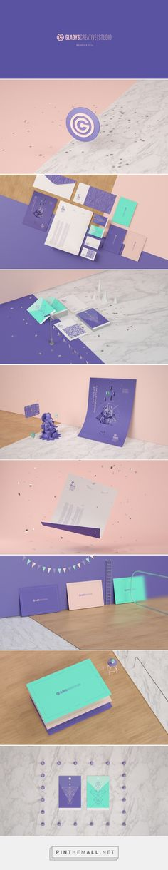 Gladys Creative Studio Branding by Nacho Sauri | Fivestar Branding Agency – Design and Branding Agency & Curated Inspiration Gallery