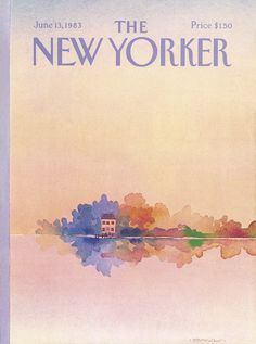 The New Yorker - Monday, June 13, 1983 - Issue # 3043 - Vol. 59 - N° 17 - Cover by : Susan Davis