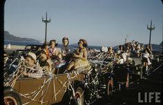 vintage everyday: Carnival in Rio de Janeiro, 1943