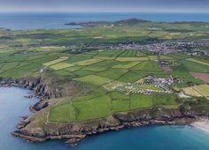 Park Plan – Caerfai Bay Caravan & Tent Park, St Davids, Pembrokeshire