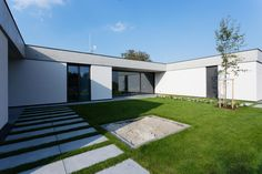 Modern Czech Home Is Both Open and Private - http://freshome.com/modern-czech-home/