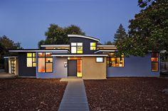Argonne Residence Back Exterior - modern - Exterior - Atlanta - Cablik Enterprises