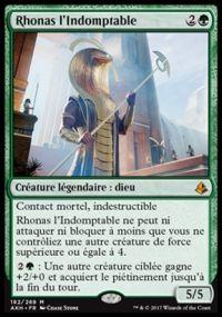Rhonas the Indomitable