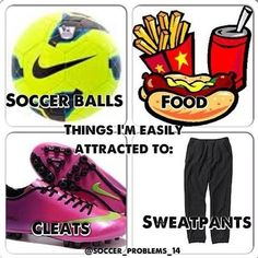 Tips And Tricks To Play A Great Game Of Football. To be successful with football, one needs to understand the rules and strategies and have the appropriate skills. Soccer Girl Probs, Girls Soccer, Play Soccer, Football Soccer, Soccer Stuff, Football Humor, Soccer Sports, Soccer Cleats, Soccer Players