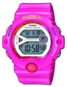 Women's Wrist Watches - GSHOCK BabyG BG69034B Watch Hot Pink ** Details can be found by clicking on the image.