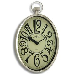 Pocket Watch, Watches, Clock, Accessories, Wall Clocks, Iron, Silver, White People, Wrist Watches