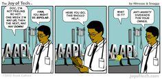 Is Apple Biopolar (Comic)
