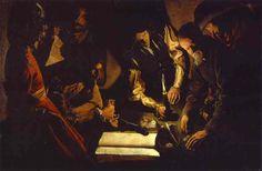 Payment of Taxes, Georges de la Tour