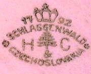 SCHLAGGENWALD - Slavkov, 1914-1945
