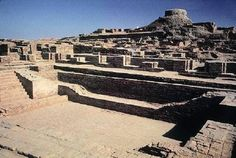 mohenjo-daro and harappa pakistan Nevertheless, the city is the not the only ancient locale suspected to have gone nuclear. Dozens of buildings from the ancient world present bricks with fused rocks, like the heat test that modern scientists cannot explain: