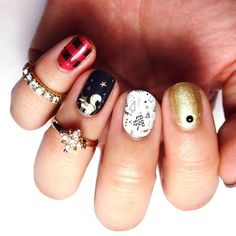 Lacquered Lawyer | Nail Art Blog: Merry & Bright