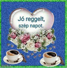 Osztva Coffee Time, Tea Cups, Decorative Plates, Tableware, Dinnerware, Dishes, Tea Cup, Coffee Break, Cup Of Tea