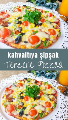Turkish Breakfast, Breakfast Time, Breakfast Recipes, Pho, Saffron Cake, Beautiful Soup, Food Words, Food Presentation, Pizza Recipes