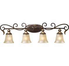 Elk Lighting Regency Vanity in Wall Lights, Bath Lights: ProgressiveLighting.com