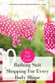 Let's face it: bathing suit shopping can be a bust. However, if you're armed with the knowledge of how to dress for your body shape, you will find the bathing suit of your dreams. #shopyourshape #bodyshapes #femalebodyshapes #shopping #bathingsuittips #fashionguide Male Body Shapes, Toddler Learning Activities, Family Activities, Post Pregnancy, Pregnancy Advice, Toddler Schedule, Toddler Development, Parenting Teens, Child Models