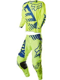 Check out the deal on Fox - 2015 360 A1 LE Savant Jersey, Pant Combo at BTO SPORTS