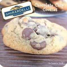 Just like Ghirardelli Chocolate Chip Cookies | AllFreeCopycatRecipes.com