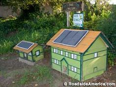 Toad Hollow goes green with solar panels. Davis, CA