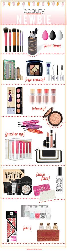The Beauty Department: Your Daily Dose of Pretty. - Holiday Gift Guide (Beauty Basics)
