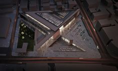 """**meydan  1. Ödül - Çanakkale Belediyesi """"Yeşil"""" Yerel Yönetim ve Kültür Merkezi Binası ile Yakın Çevresinin Düzenlenmesi Ulusal Mimari Proje Yarışması - kolokyum.com"""