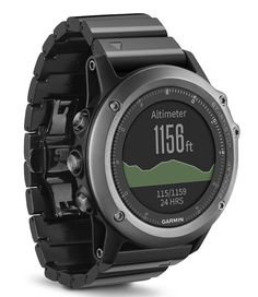 In this review we have selected the best five watches for hiking in 2015. These watches are equipped with features like compass, altimeter, barometer etc.