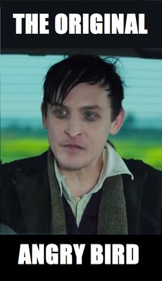#Gotham - Oswald Cobblepot/Penguin