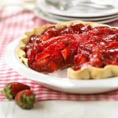 Strawberries are not only delicious and beautiful—they're brimming with health benefits, too. The high levels of antioxidants, vitamin C, and fiber in strawberries make them a great fit for a diabetic diet. We collected our best recipes featuring the ruby red power food, whether it's blended into smoothies, tossed into a salad, or baked into a tart.