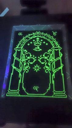 Doors of Durin Part 2 by PixelPerfect8.deviantart.com on @DeviantArt