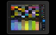 View topic - touchAble for iPad - first screenshot Music Software, Ableton Live, Dance Music, Mobile App, Apple Watch, Ipad, Music Production, Android, Windows