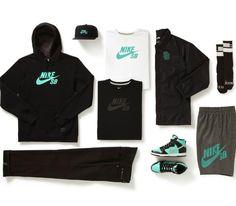 "Nike SB ""Diamond"" collection (Spring 2014)"