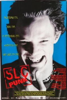 Decal Jewelry SLC Punk! 27 x 40 Movie Poster - Style C -- Awesome products selected by Anna Churchill
