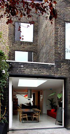 Martyn Clarke Architecture - Killowen Road, London E9
