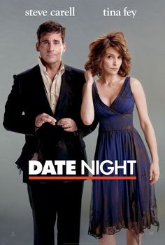What better combination could there be? TIna Fey+Steve Carell=amazing