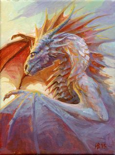 Dragon by benu-h.deviantart.com on @DeviantArt