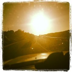 """""""Suns going down!"""" - My June 2012 June, Celestial, Random, Outdoor, Instagram, Outdoors, Outdoor Games, The Great Outdoors, Casual"""