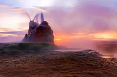 Prafulla.net - Nature - Most Alien and Weird Places on Earth