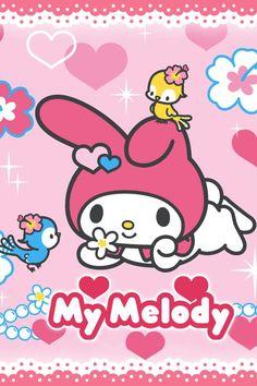 My Melody....Hello Kitty's friend. :)