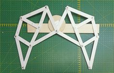 simple design    amodified ratio of linkage and building of a wooden model (mainly for orientation about size)   basic trivia from WIKI:...