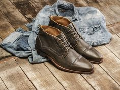 REHAB Lennox Classic Stone #rehabfootwear #classiccollection #lennox #trendy #comfortable #qualityleather