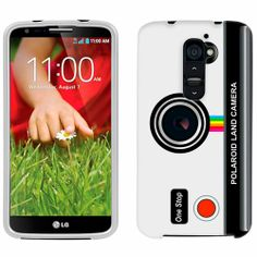 LG G2 Polaroid Camera Phone Case Cover