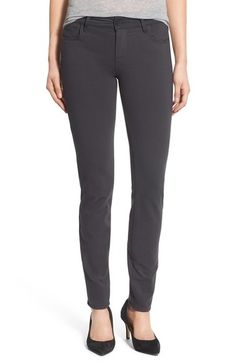 KUT from the Kloth 'Diana' Ponte Knit Five Pocket Skinny Pants (Regular & Petite) (Online Only) available at #Nordstrom