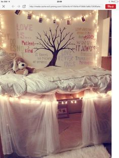My dream dorm room!