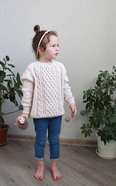 50% merino wool 50% cotton Made to order 8-10 days