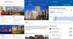 Ver Destinos en Google: planifica tus vacaciones al detalle desde el móvil