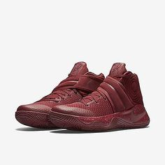 sale retailer fb0f9 c1674 Nike Kyrie 2 Size 10-12 Team Red Pure Platinum Irving Cleveland Cavs 819583-