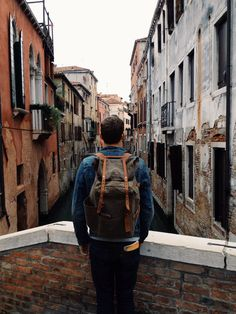 Venice with Bradley Mountain Packs Backpack Bags, Leather Backpack, Leather Bags, Hardy Amies, Story Of The World, Feelings And Emotions, Fb Page, Go Outside, Bradley Mountain